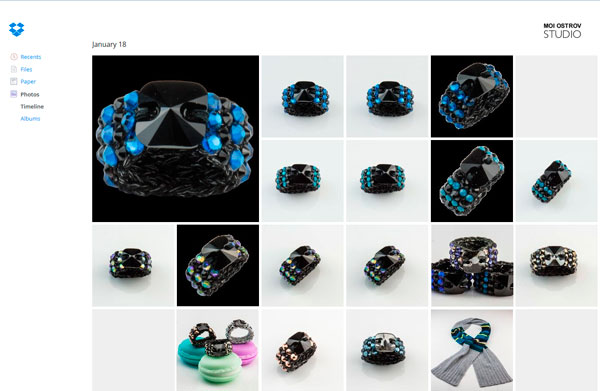 Moi Ostrov Studio Drop Box Download Image for Product Photography in Cyprus