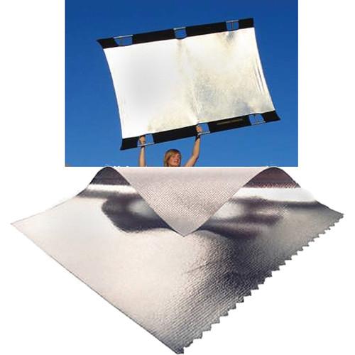 Sunbounce Big Sun-Bounce Kit - Silver/White Screen (6x8)