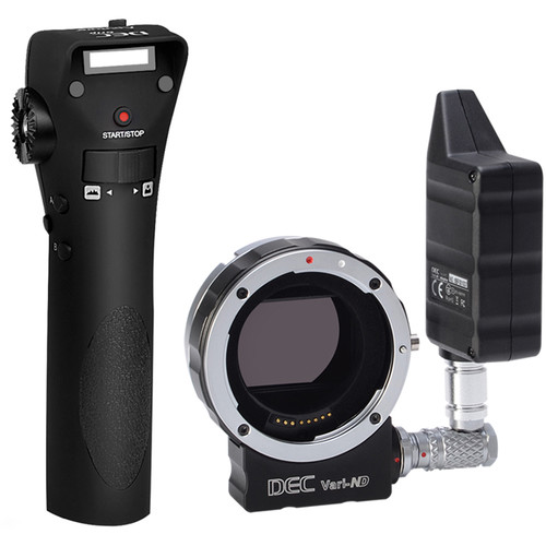 Aputure DEC Vari-ND Wireless Lens Adapter (EF/EF-S to E-Mount)