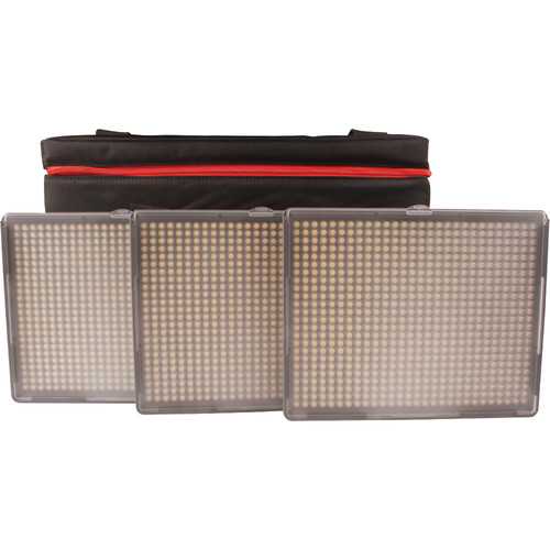 Aputure Amaran 3-Point 2-Flood 1-Spot Daylight HR672 3-Light Kit