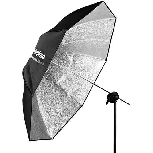 Profoto Umbrella Shallow Silver M (105 cm diameter)