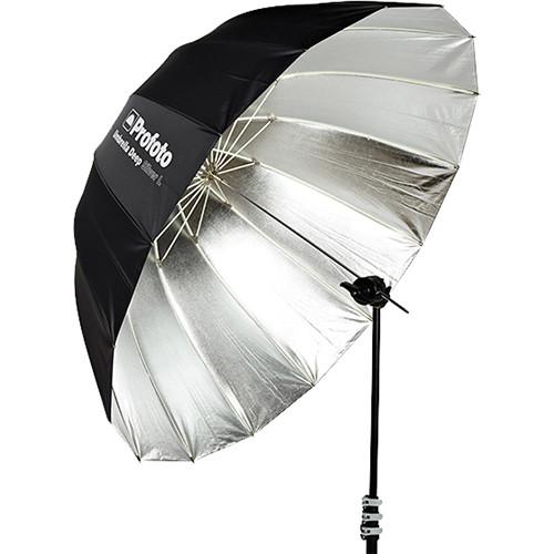 "Profoto Deep Silver Umbrella 130cm (Large, 51"")"
