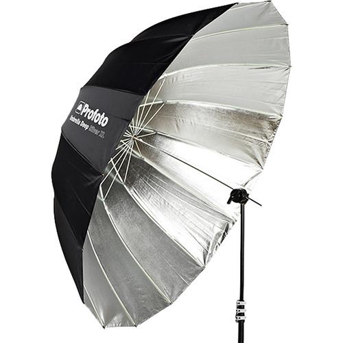 "Profoto Deep Silver Umbrella 165cm (Extra Large, 65"")"