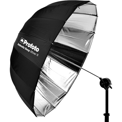 "Profoto Deep Small Umbrella 85cm (33"", Silver)"
