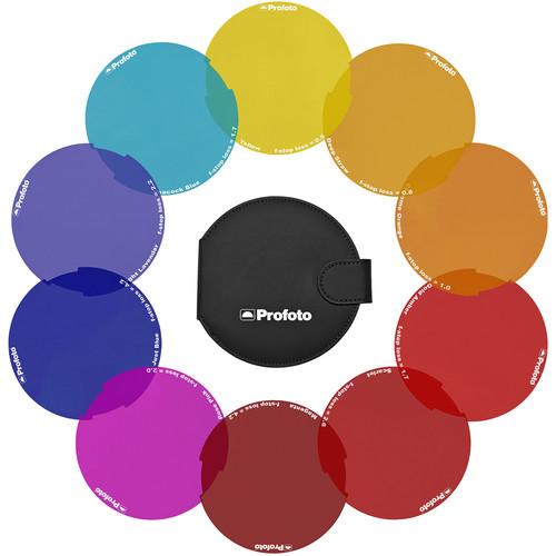 Profoto OCF Color Effects Gel Pack (gel wallet with 20 gels)
