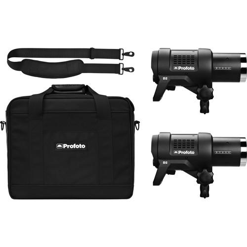 Profoto D2 Duo 500/500 AirTTL 2-Light Kit