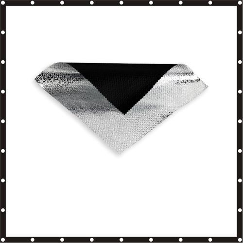 Sunbounce Screen Sun-Scrim Silver Rip-Stop Bouncer (8 x 8) 240x240cm